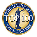 Top 100 National Trial Lawyer