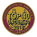 Top Lawyers 40 under 40